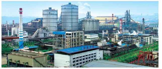 重庆钢铁工业余气余热综合利用项目