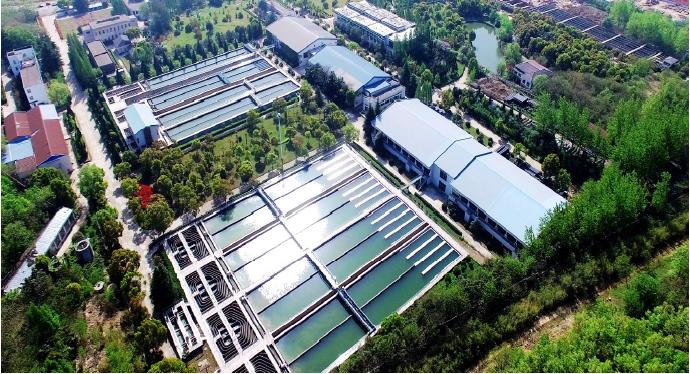 安徽蚌埠供排水一体化项目