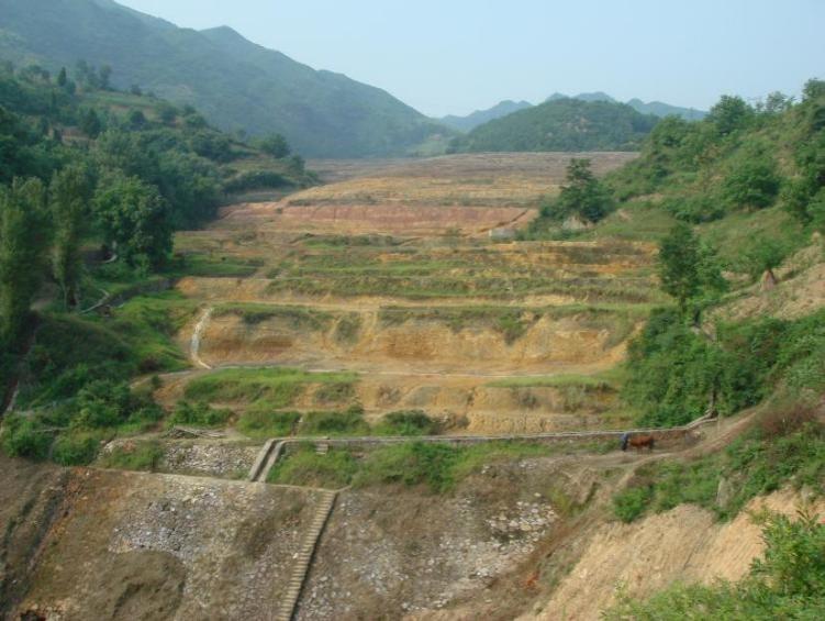 陕西汉中八一铜矿火地沟尾矿库加高扩容及加固治理工程