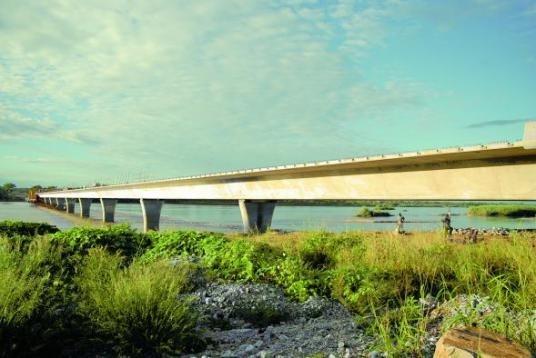 坦桑尼亚至莫桑比克联合大桥项目