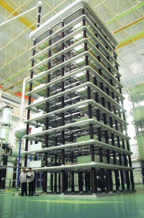 西安高压电器研究所大容量实验室三期工程