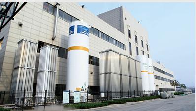 沸石系列环保材料生产车间