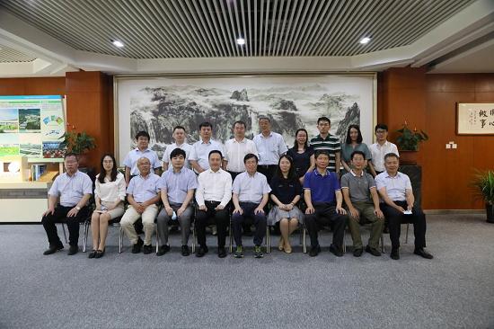 中国节能与天津大学联合召开天津市有机固废安全处置与能源利用工程研究中心启动会