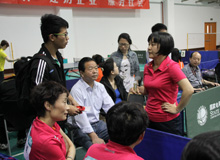 团结致胜  梦想成真——央企乒乓球赛系列报道之四