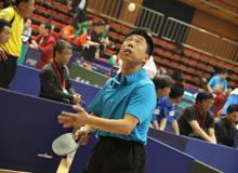 团结协作 展示企业风貌——央企乒乓球赛系列报道之三
