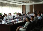 cmp冠军国际官方网站工会主席王恩义带队赴东风汽车对标学习