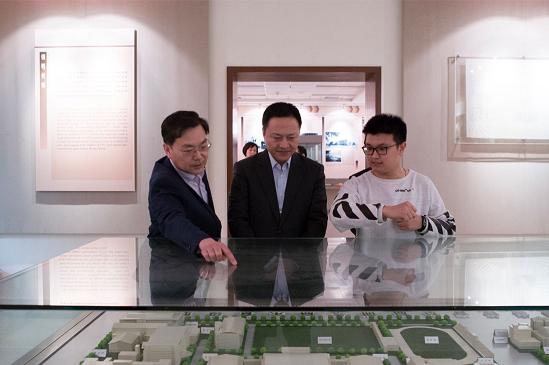 余红辉总经理带队拜访国家体育总局