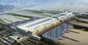 中国节能京沪高铁路上海虹桥铁路客运站光伏发电项目
