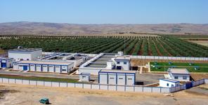 阿尔及利亚SIDI BEL ABBES供水项目