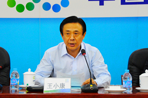 王小康董事长2012中国节能社会北京福彩赛车PK10发布会致辞