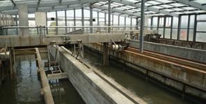 中国节能污水处理厂生物除臭曝气沉砂池