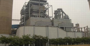 大唐鲁北发电有限公司 2×330MV烟气脱硫工程