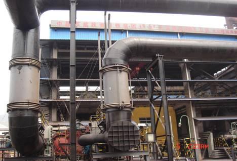 天津天冶高炉煤气发电项目