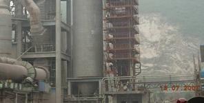 北京双山水泥集团纯低温余热发电项目