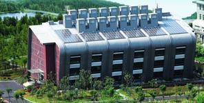 中国节能杭州能源与环境产业园绿色建筑科技馆