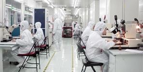 中国节能大功率半导体激光器生产线