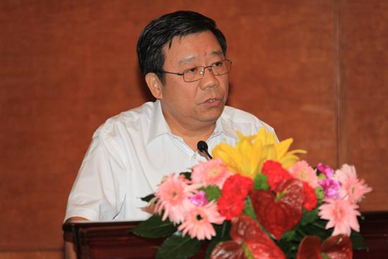 余海龙总经理在中国节能首部《企业社会北京福彩赛车PK10》发布会上的讲话