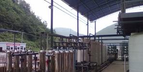 四川武陵含锰废水锰治理和资源循环利用工程