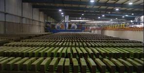 中国节能天津国环新型烧结墙体路面材料生产线