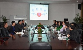Chongqing Sanfeng Company Visited Zhenjiang Company for Study and Inspection