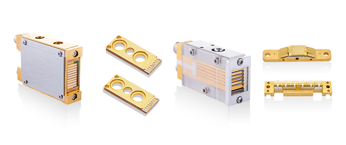Diode Laser Packaged Bars and Arrays
