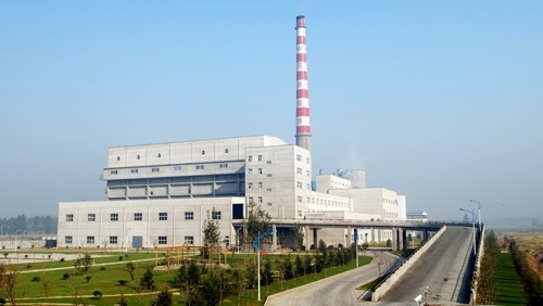 CECEP Shandong Linyi Garbage Power Generating Project