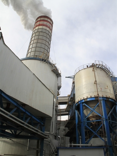 Xuanhua Iron & Steel Plant Desulfurization Project of CECEP Hebei Iron & Steel Group