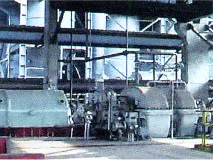 Residual Pressure Power Generation Project of (Sichuan) Dazhou Iron & Steel Co., Ltd. (Residual Pressure Recovery of Ironmaking Furnace)