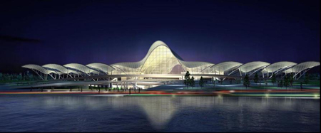 Photovoltaic Power Generation Project of Wuhan Station